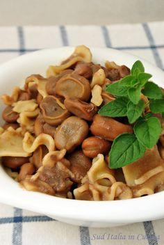 Pasta con Fave fresche - http://blog.giallozafferano.it/suditaliaincucina/?p=1960