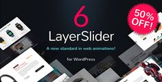 LayerSlider v6.6.3 – Responsive WordPress Slider Plugin Free Download LayerSlideris a responsive wordpress slider plugin. LayerSlider is a premium multi-purpose wordpress animation platform. By using LayerSlider Slideshows & Image Galleries with mind-blowing effects, gorgeously animated landed pages & page blocks, or even a full website can be created.   #MAHThemes #Updated