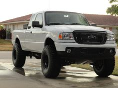 Lifted Ford Ranger | 2011 ranger body lift? please read - Ranger-Forums - The Ultimate Ford ...