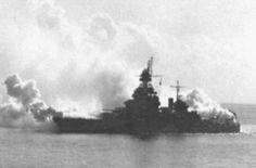 MaritimeQuest - USS Maryland BB-46 Page 3 Uss Maryland, Model Warships, Smoke Screen, Leyte, Big Guns, United States Navy, Navy Ships, Submarines, Us Navy