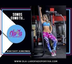 zpr Renueva tu estilo con la nueva colección de OLA-LA ROPA DEPORTIVA… FITNESS FREAK EN OLA-LA SOMOS… Modernas, atrevidas, fuertes y únicas como tú!!! REF: 4162 http://ola-laropadeportiva.com/buscar… Contáctenos por whatsapp al +57 3188278826. #GYM#Workout #Nuevacolección #FitnessFreak #Trajesdebaño #Vestidosdebaño #Verano2016 #Leggins#TOPS #Summerfit #Olalaropadeportiva #Ecommerce#Online #Comercioelectrónico #Colombia