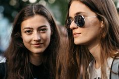 Milan Fashion Week — The Locals – Street Style from Copenhagen and elsewhere Beauty Makeup, Hair Makeup, Hair Beauty, Local Girls, Models Off Duty, Milan Fashion Weeks, Ss16, New Trends, The Locals