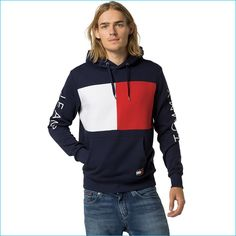 48605f8f4b7 Lucky Blue Smith Reunites with Tommy Hilfiger for Another 90s Style Moment