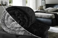 instead of (from Fusion Homeware) for a luxury super soft faux mink blanket, a double for or a large for - save up to Things To Buy, Stuff To Buy, Faux Fur Throw, Bean Bag Chair, Colours, Blanket, Luxury, Grey, Mink Fur