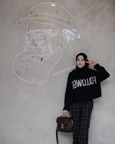 Simple Hijab, Hijab Style, Casual Hijab Outfit, Ootd Hijab, Hijab Chic, Girl Hijab, Modern Hijab Fashion, Street Hijab Fashion, Hijab Fashion Inspiration