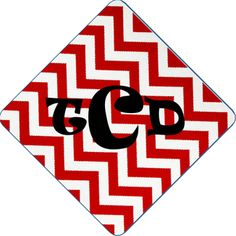 #decorating graduation caps by www.tasseltoppers.com
