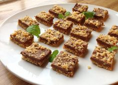 Sukkerfri og glutenfri snickerskake - lindastuhaug