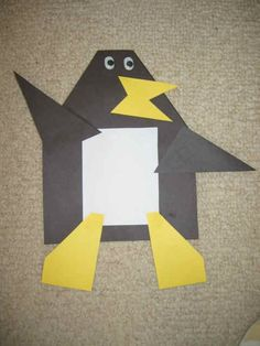 Winter crafts and other goodies