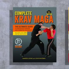 step-by-step Krav Maga instruction from one of the top teachers