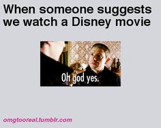 Cute, but lets face it if you exchange someone with Sherlock - no matter the question, the answer is always yes!