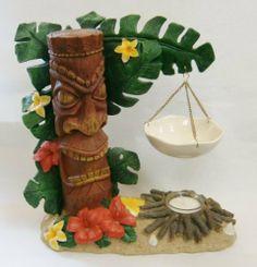 Tiki Design Hanging Oil Tart Wax Potpourri Burner Warmer Yankee Candle by Yankee…