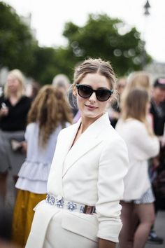 Olivia Palermo #fashion #celebrity
