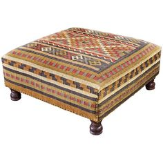 I pinned this Santa Fe Cocktail Ottoman from the Amber Interiors event at Joss and Main!