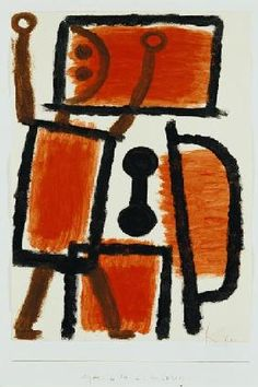 Paul Klee - Schlosser