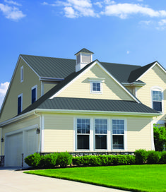 Designed To Last, Premium Pro Snap® Steel Roof Panels Will Provide Your Home