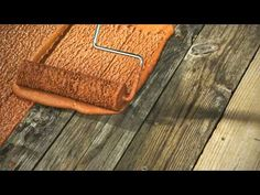 You may think your weathered and worn out deck has to be replaced. But chances are it's structurally sound and just needs a little makeover. Introducing Rust-O-Leum Deck and Concrete Restore, a durable coating that's formulated to resurface most exterior wooden and composite deck surfaces. It's even great for concrete surfaces such as patios, st...