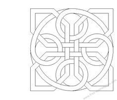 25+ best ideas about Celtic Patterns on Pinterest | Celtic knots ... Celtic Symbols, Celtic Art, Celtic Knots, Celtic Dragon, Islamic Patterns, Celtic Patterns, Machine Quilting, Machine Embroidery, Embroidery Patterns