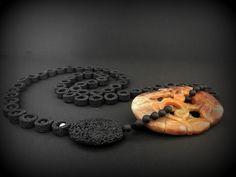 Lava, Beaded Bracelets, Jewelry, Design, Jewlery, Jewels, Jewerly, Jewelery, Design Comics
