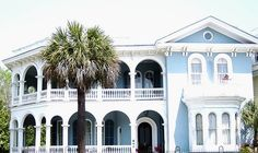 house on the Battery in Charleston, SC!