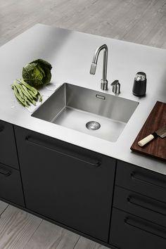Die 52 besten Bilder von Küchenspülen & Armaturen | Benefits of ...