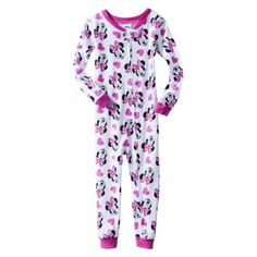 Disney® Minnie Mouse Infant Toddler Girls  Footed Blanket Sleeper Blanket  Sleeper 3ce0291be