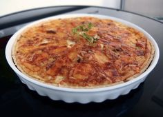 Sýrový koláč Quiche, Macaroni And Cheese, Ethnic Recipes, Food, Mac And Cheese, Essen, Quiches, Meals, Yemek