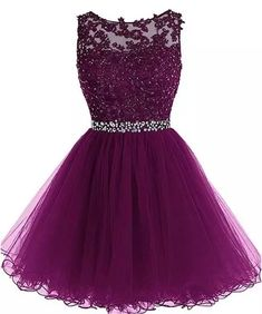 Find Short Homecoming Dresses Lace Open Back Cocktail Party Dress Tulle Prom Dress Appliques online. Shop the latest collection of Short Homecoming Dresses Lace Open Back Cocktail Party Dress Tulle Prom Dress Appliques from the popular stores - all in one Sweet 16 Dresses, Elegant Dresses, Pretty Dresses, Sexy Dresses, Casual Dresses, Short Dresses, Awesome Dresses, Summer Dresses, Formal Dresses