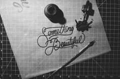 Something Beautiful by Cru Dorsey