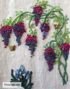 10 Useful Embroidery Blogs That You Should Follow: Pintangle