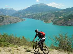 Mountain Biking in Embrunais – Savinois, France. #MeetTheMoment
