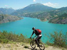 Mountain Biking in Embrunais – Savinois, France
