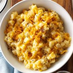 Scalloped Taters Recipe- Recipes  This creamy and comforting slow-cooked side tastes great with almost any main dish and is a snap to assemble with convenient frozen hash browns. It's a good way to make potatoes when your oven is busy with other dishes. —Lucinda C. Wolker, Somerset, Pennsylvania