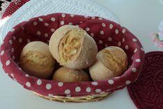 Kysnuté pečivo (fotorecept) - recept | Varecha.sk Potatoes, Bread, Vegetables, Food, Basket, Potato, Brot, Essen, Vegetable Recipes