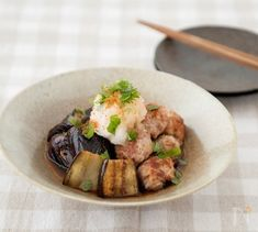 Japanese House, Japanese Food, Home Recipes, Asian Recipes, Ground Meat, Bento, Sausage, Pork, Food And Drink
