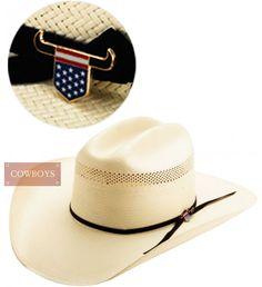 Chapéu de Palha 10x Resistol Big Money USTRC Chapéu importado em palha 10x  palha fina e 6db09a839a4