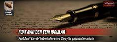 Fuat Avni Reza Zarrab haberinden sonra Saray'da yaşananları anlattı