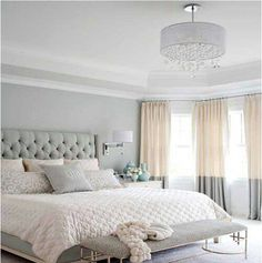 Tricks to Make Your Small Bedroom Look Larger http://www.urbanhomez.com/decor/tricks_to_make_your_small_bedroom_look_larger