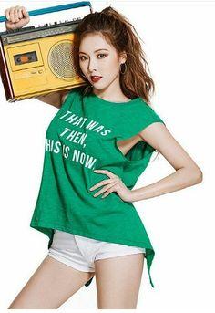 Hyuna || 4Minute
