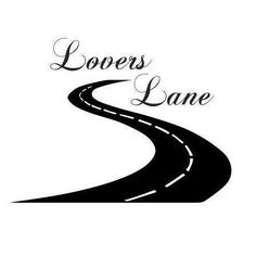 A personal favorite from my Etsy shop https://www.etsy.com/listing/519404393/lovers-lane-decal-wedding-gifts-wedding