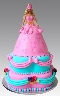 barbie torta di compleanno publix