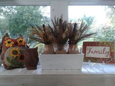 We all know that decor options are endless, the themes and color schemes are always changing with the seasons. What's a savvy and yet stylish way to keep up and yet not break the bank while doing it?? Shop and swap, shop for some seasonal accents to swap out of your existing holders and vases. This will cut down on costs and yet keep things fresh and current for your decor, let me show you how.Existing Arrangement Birthday Photo Displays, Birthday Photos, Quilt Ladder, Blanket Ladder, Swap Shop, Vintage Buffet, Pumpkin Centerpieces, Christmas Wreaths, Christmas Projects