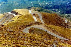 Sierra de los Comechingones. San Luis