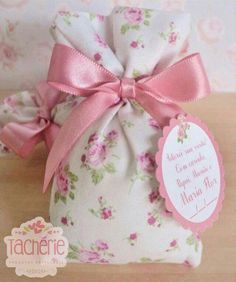 Sewing Crafts, Sewing Projects, Projects To Try, Wedding Favors, Party Favors, Lavender Bags, Baby Shawer, Shower Favors, Gift Bags