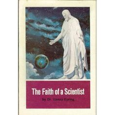 Have you ever heard Bill Maher ridicule the belief in God as ridiculous and illogical? Well, I love this book. Dr. Eyring explains in a very simple way how LOGICAL belief in God is. There is no conflict between true science and God.