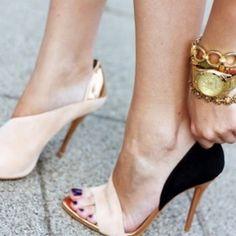esse sapato é perfeito...