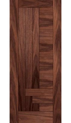 Manufacturers of FSC-certifiied solid core oak and walnut internal doors. Offering the highest quality doors in the UK and a superior customer service. Wooden Front Door Design, Wooden Front Doors, Home Door Design, Door Design Interior, Study Table Designs, Walnut Doors, Home Decor Shelves, Wooden Room, Bedroom Bed Design
