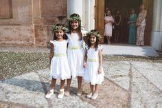 Vanessa and Fabio's beautiful rustic celebration by Serena Cevenini | www.onefabday.com