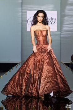 Alexandra Serova 2012 - Возрождение Империи » BestDress - cайт о платьях!