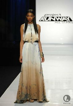 Designer: Laura Kathleen on Project Runway All Stars