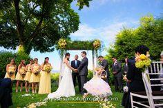 garden wedding @kittlehouse - NY wedding photographers Ulysses Photography